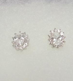 Oval-Cut-Cubic-Zirconia-Stud-Earrings-Boutique-Gift