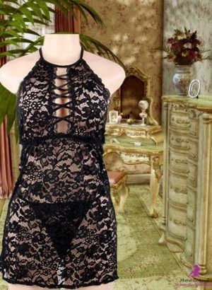 Black-Backless-Lace-Babydoll-DISPLAY-globalization-APP