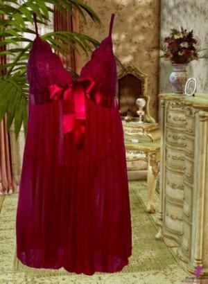 Elegant-Lace-Babydoll-Red-Wine-DISPLAY-global-worldwide-APP