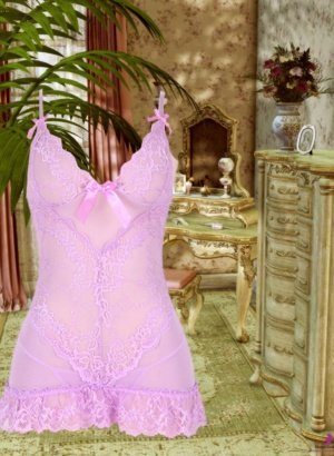 Light-Purple-Flossy-Lace-Babydoll-DISPLAY-global-APP