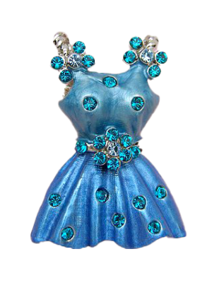 32mm-Blue-Jeweled-Crystals-Dress-Pin-Brooch-1