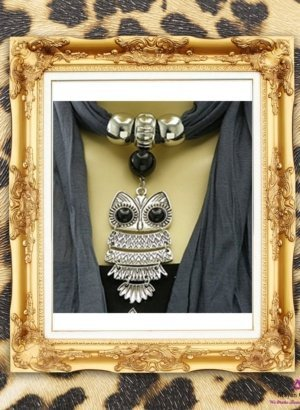 Grey-Scarf-OWL-Pendant-CATALOG