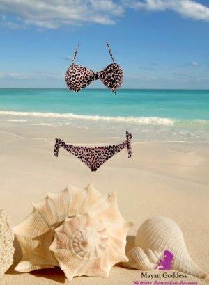 Mayan-Goddess-Wildlife-Leopard-Bikini
