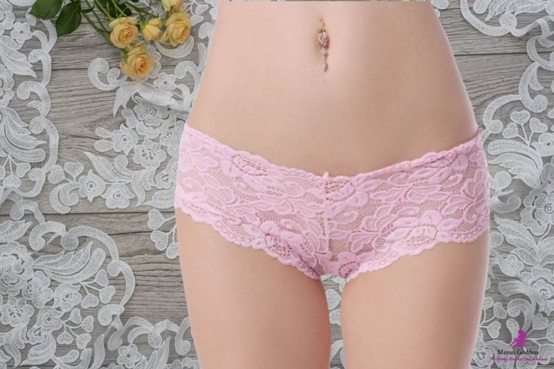 Pink-Floral-Lace-Low-rise-Cheeky-Panty-DISPLAY-global-worldwide-APP