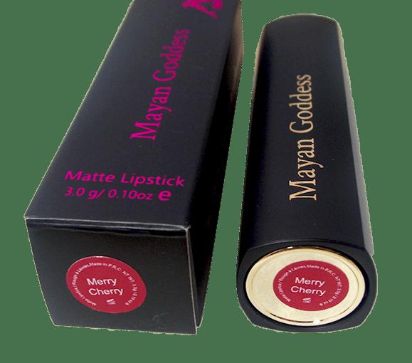 Creamy-Matte-Lipstick-MERRY-CHERRY-2