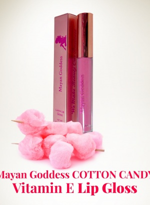 Mayan-Goddess-Boutique-COTTON-CANDY-Lip-Gloss-customized