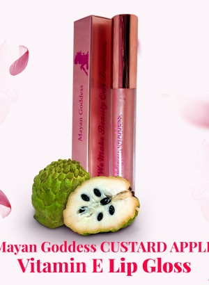 Mayan-Goddess-Boutique-CUSTARD-APPLE-Lip-Gloss-customized
