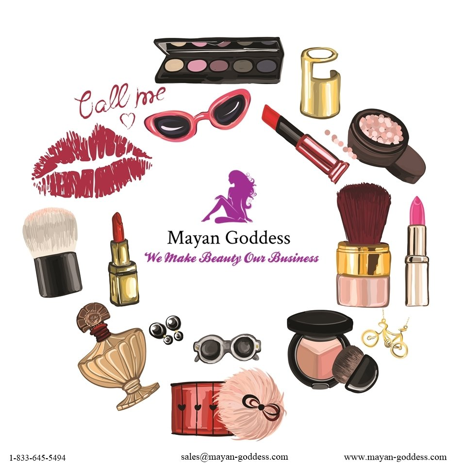 Mayan-Goddess-Makeup-n-Cosmetics-GLOBAL-WORLDWID